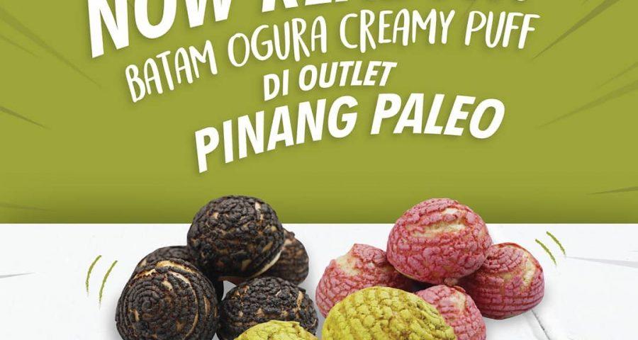 creamy puff pinang paleo